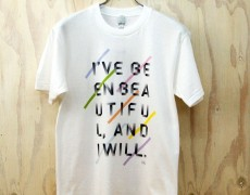 Inori Charity Exhibition T-shirt